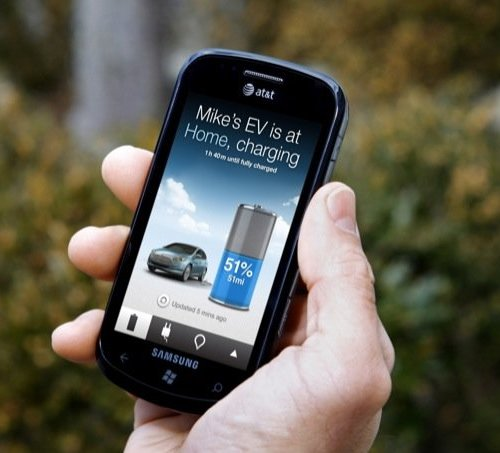Focus Electric Myford Mobile foto