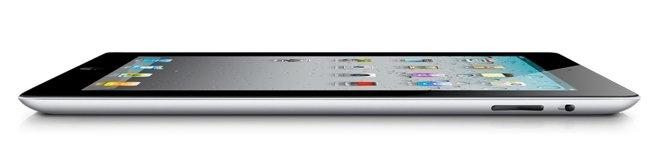 iPad 2 nuevo diseño