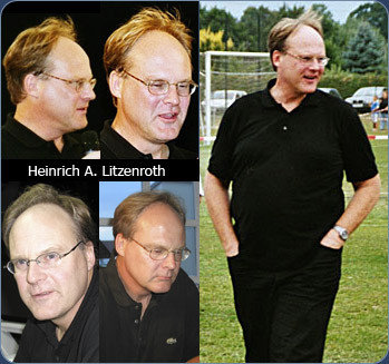 Heinrich Litzenroth missing