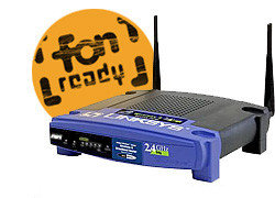 router Linksys FON