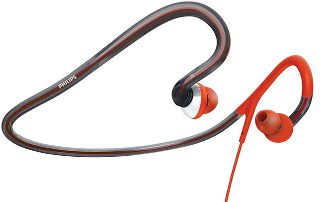 Auriculares ActionFit Philips cinta cuello