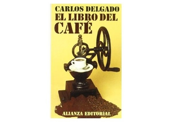 El libro del café de Carlos Delgado