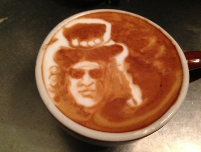 Como hacer un capuccino bien rico y el arte del latte