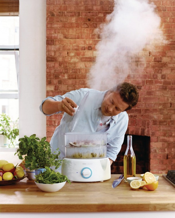 Cocinar al vapor para comer m s sano trucos e ideas para for Cocinar alcachofas al vapor