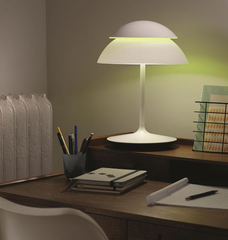 philips hue beyond una l mpara conectada a internet. Black Bedroom Furniture Sets. Home Design Ideas