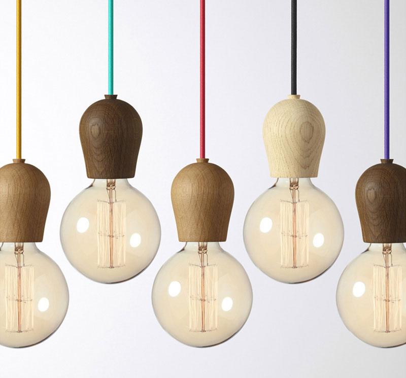 Tres consejos b sicos para decorar con una bombilla - Lamparas de techo hechas en casa ...