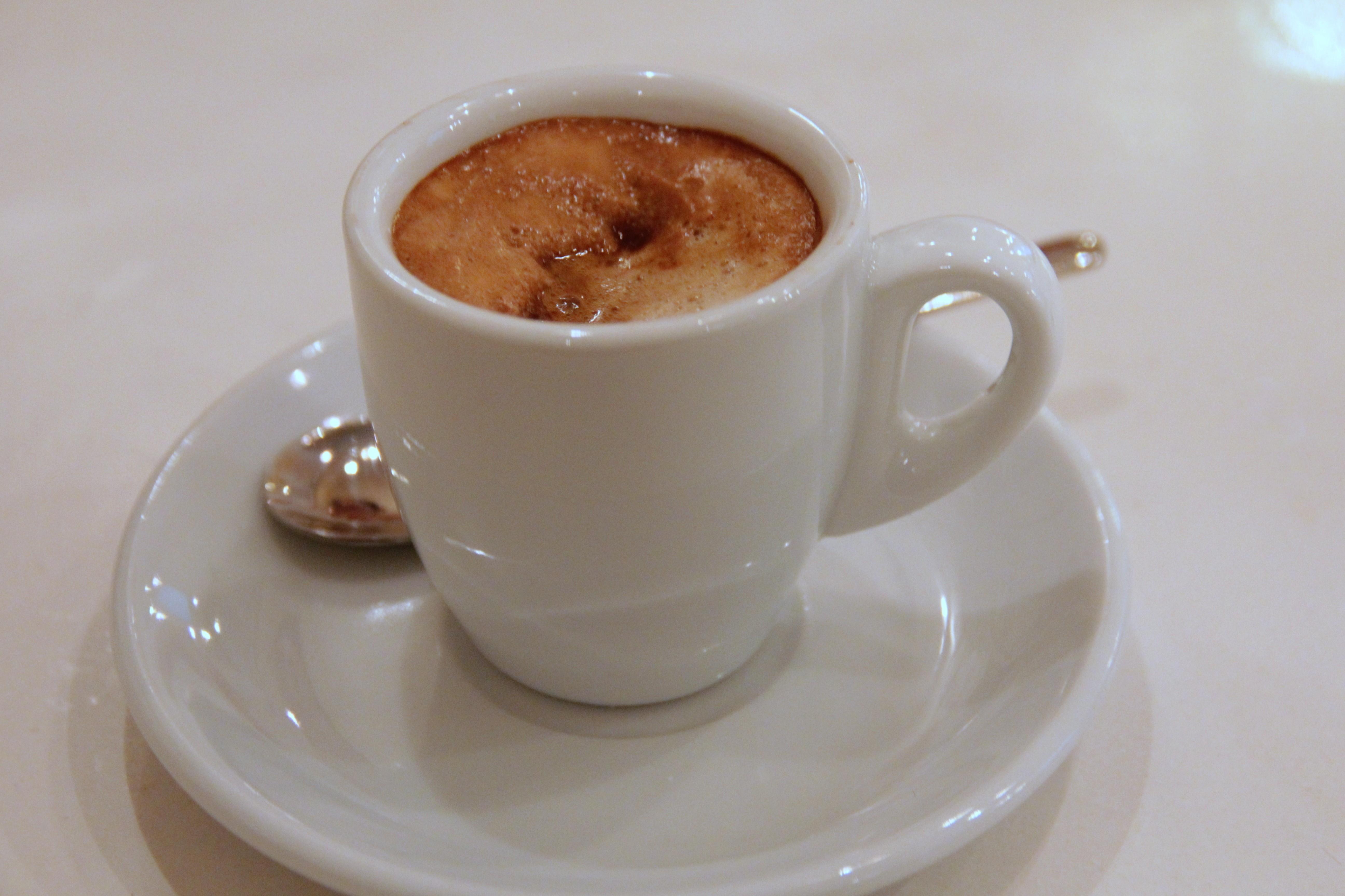 ¿Cuánta Cafeína Tiene Una Taza De Café?