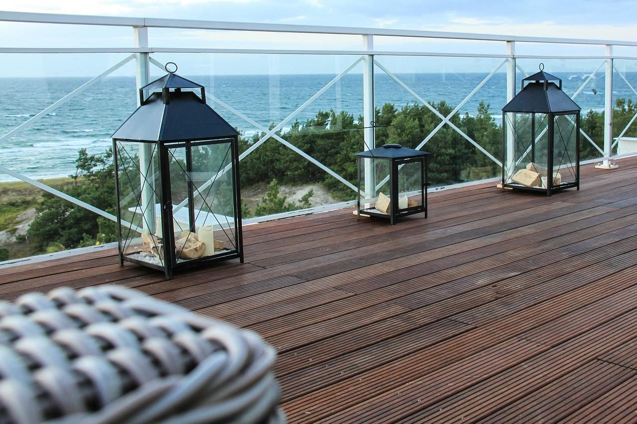 Cinco ideas originales para iluminar la terraza en las for Ideas originales para terrazas