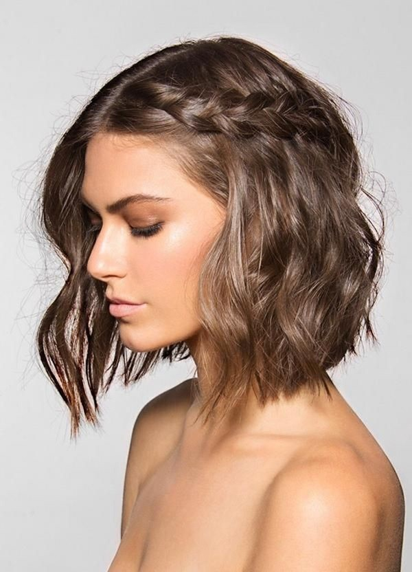 8 peinados para bodas con los que triunfar esta primavera - Peinados en melenas ...