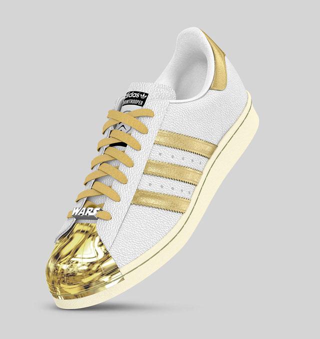 zapatillas adidas star wars comprar