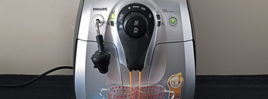 Cafetera expresso Philips 2100