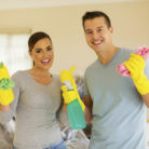 Reparto de las tareas del hogar