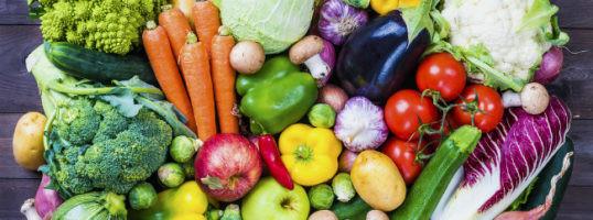Verduras buenas para el corazón