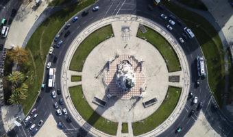 Rotondas de alta eficiencia energética como ejemplo de infraestructura inteligente