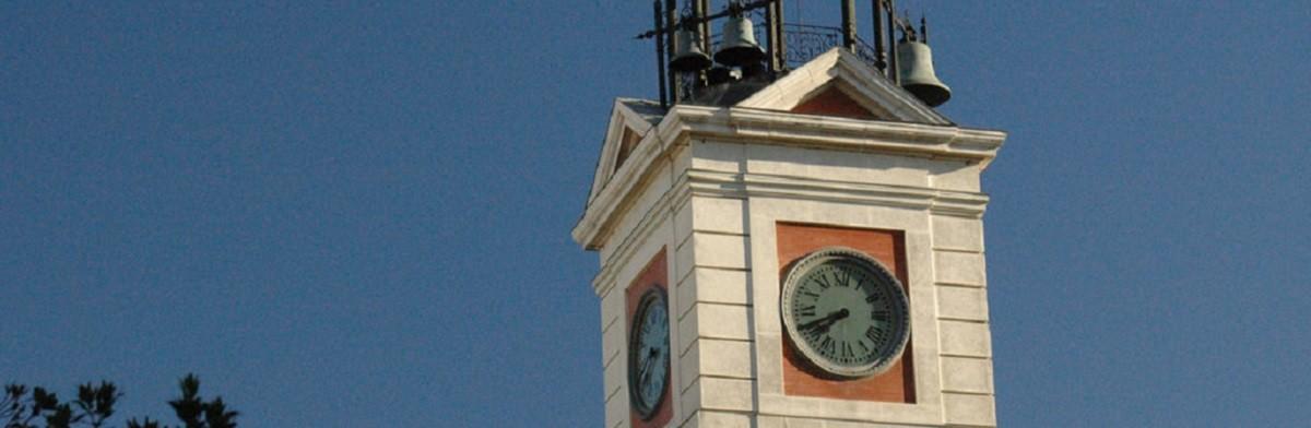 Por qu es importante que no te olvides de los ajustes for Reloj de puerta del sol