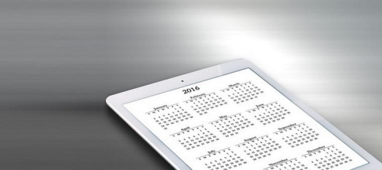 Calendario Novedades Legales Sage