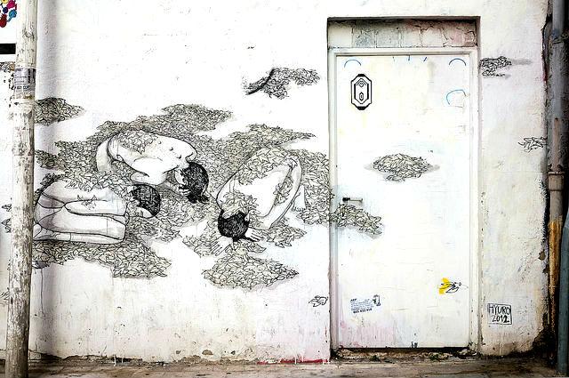 Hyuro arte urbano