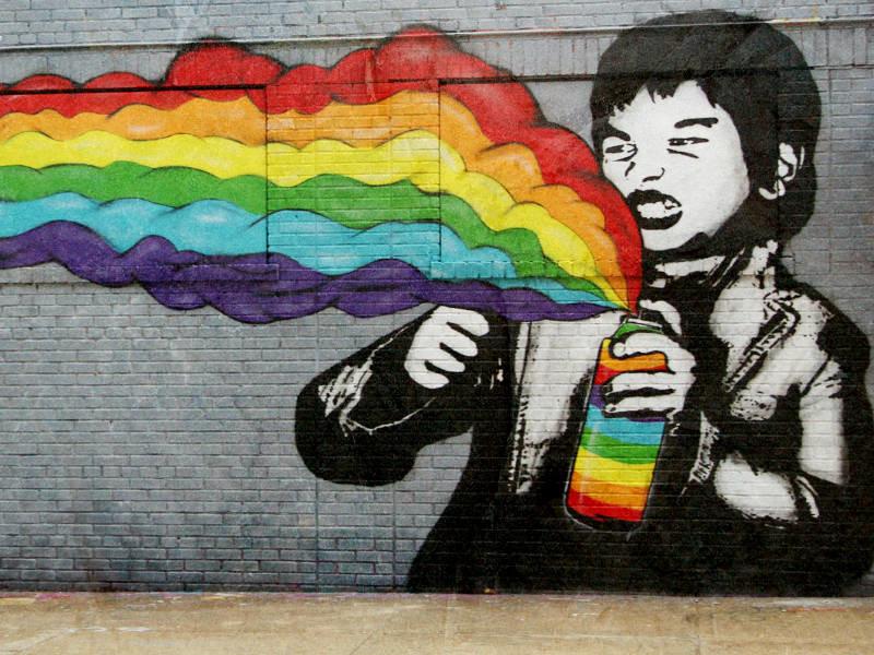 iicy & sot street art