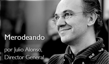 Merodeando - Julio Alonso
