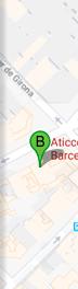 Localización en Barcelona, España