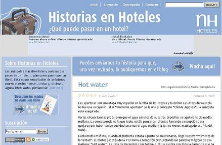 Historias eN Hoteles