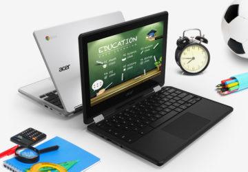Sí, un ChromeBook puede convertirse en el único ordenador que necesitas