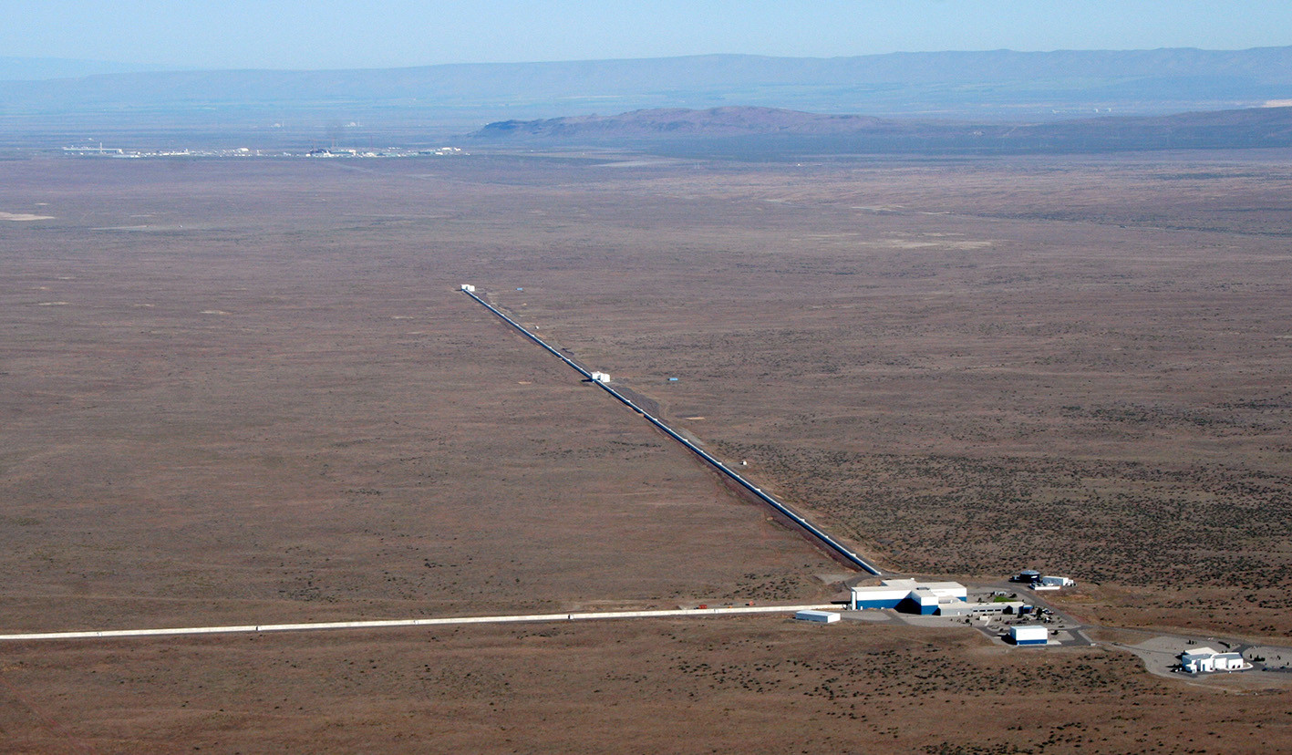 LIGO detector de ondas gravitacionales