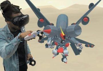 Crea tu propia realidad virtual desde el ordenador de tu casa