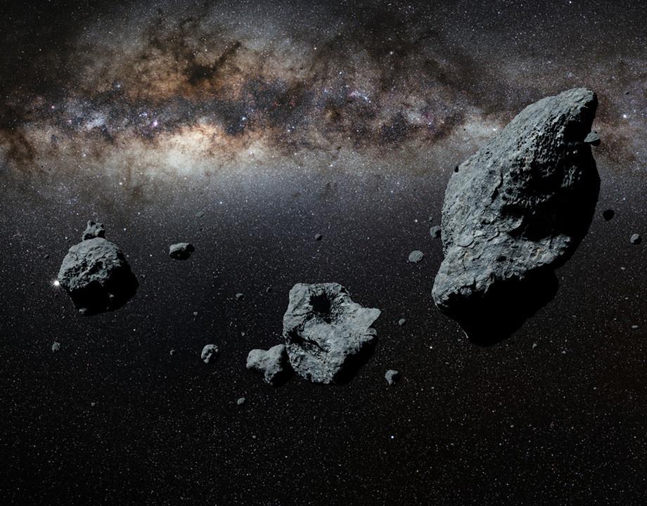 asteroide von neumann maquina