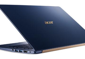 Analizamos el Acer Swift 5: un compañero versátil, potente y ultraligero para tu día a día