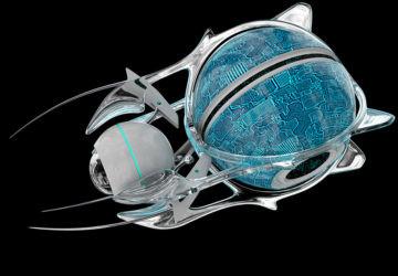 Colonizar el Sistema Solar sin levantarnos del sofá: una máquina ya es capaz de imitar la vida