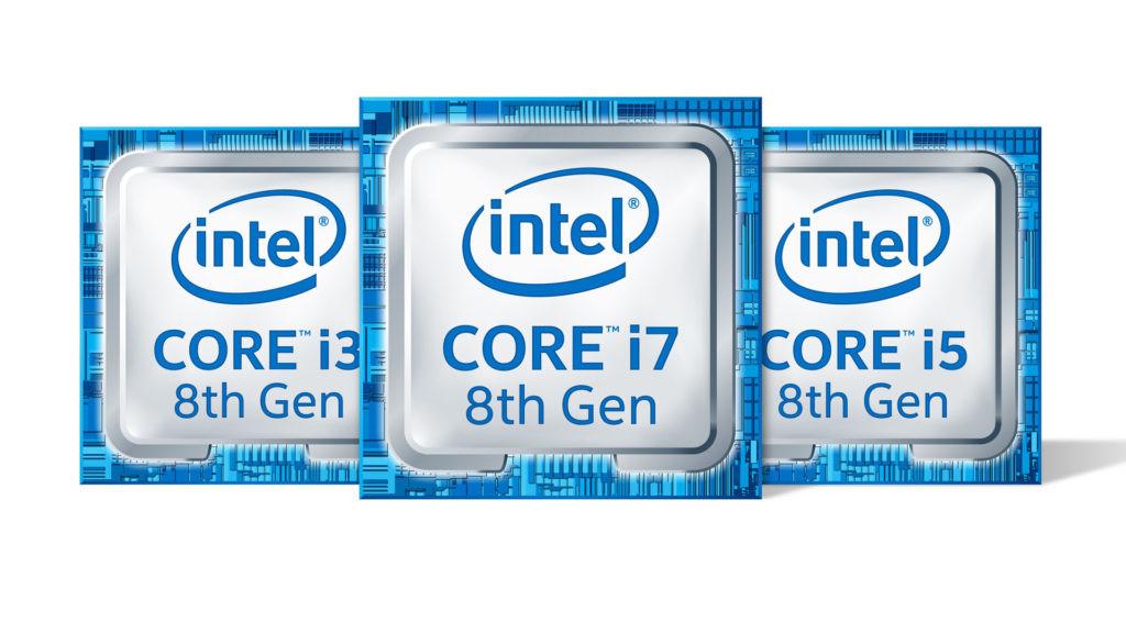 Comparativa de procesadores Intel de 8ª generación: cuál comprar