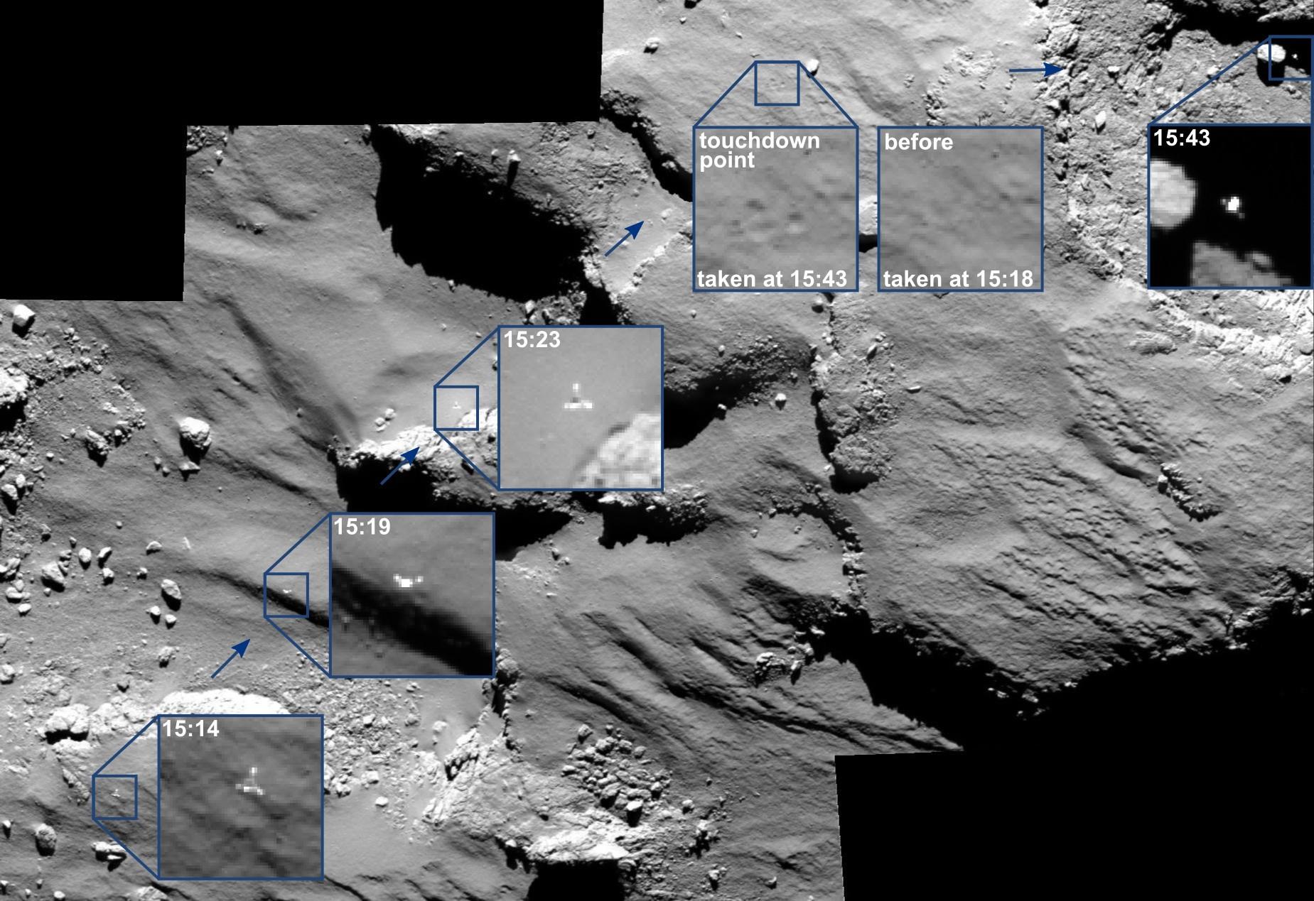 Philae-Rosetta-mision