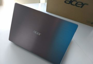 Acer Swift 3, el ultradelgado más elegante con el que pasar un día entero lejos del enchufe