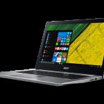 Belleza y potencia alcanzan un equilibrio perfecto en el ultraportátil Acer Swift 3