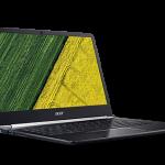 Acer Swift 5, la insultante levedad de la informática móvil