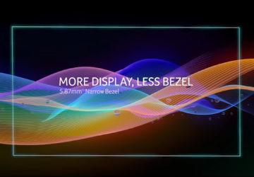 Guerra a los bordes: las pantallas infinitas ya están aquí