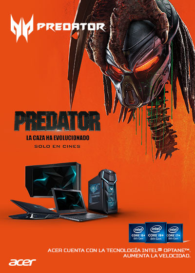 Predator – Dispositivos Gaming para el PRO
