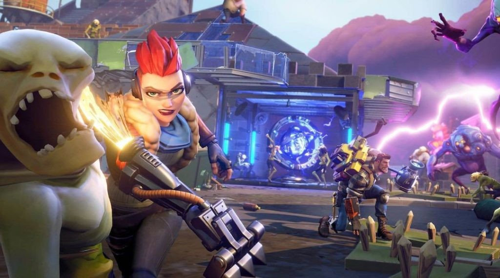 Fortnite Batalla