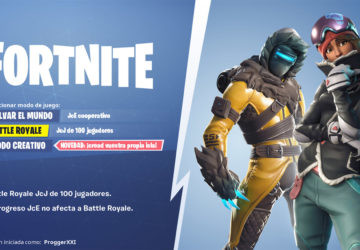 Guía, tutorial y trucos para jugar a Fortnite Battle Royale