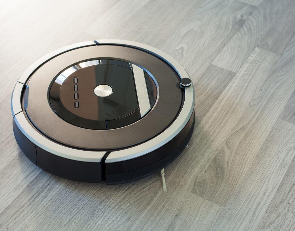 aspiradora casa limpiar puesto de trabajo automatizar