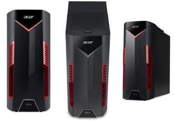 Análisis de Acer Nitro 50: potencia gamer en una torre diminuta