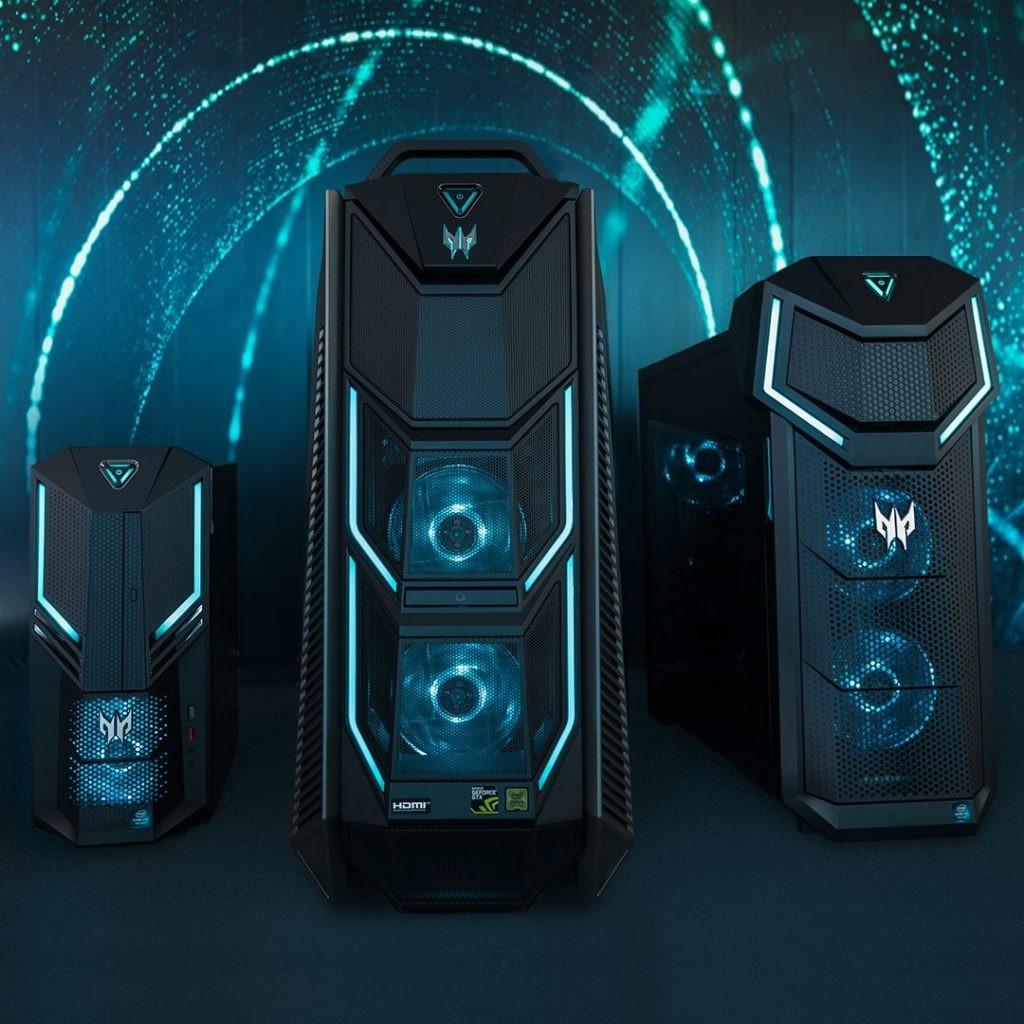 Predator Orion desktop