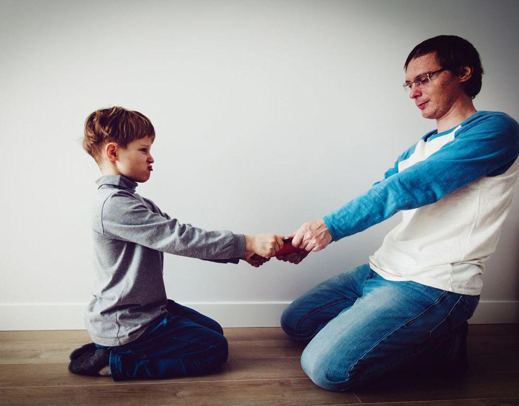 ensenar como funciona la tecnologia hijos generacion