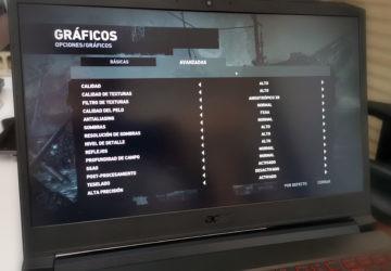 Acer Nitro 7, el laptop gaming definitivo para el jugador casual