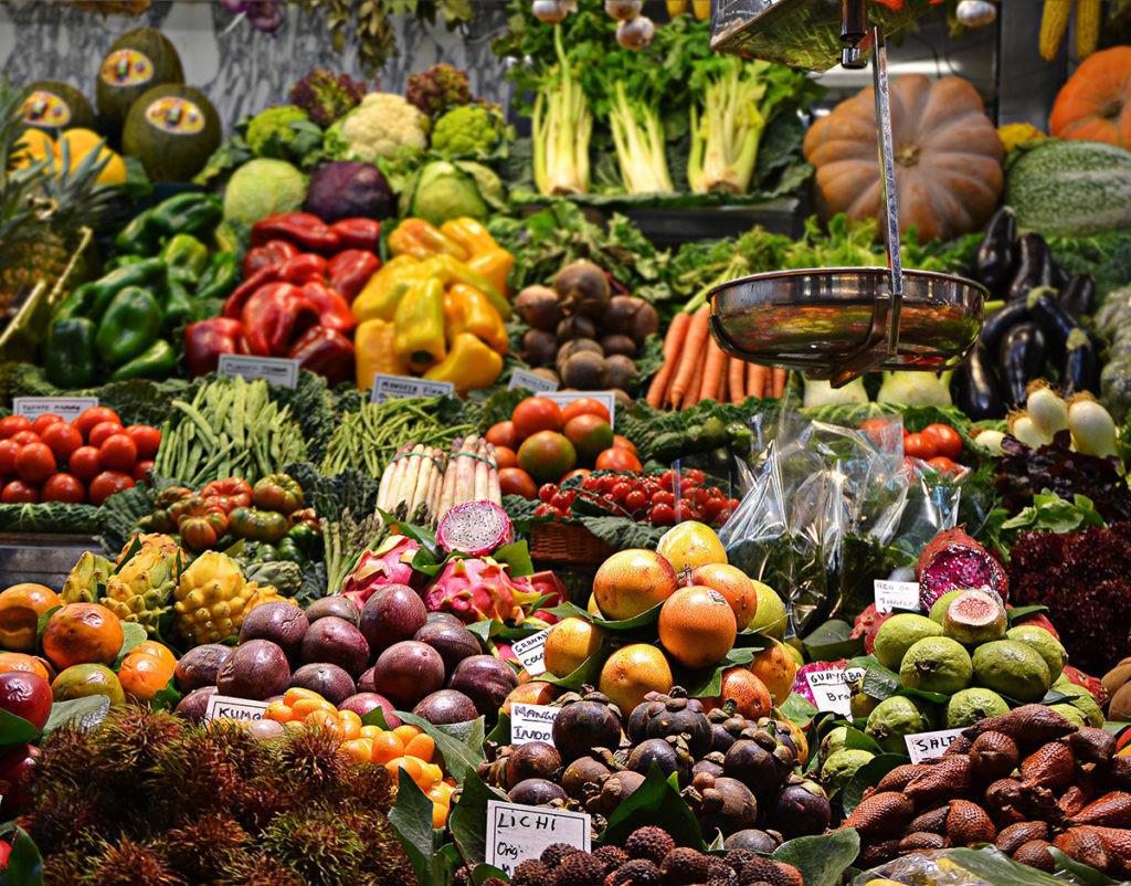dieta basada en vegetales