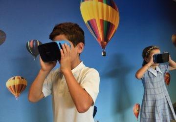 Un viaje por la realidad virtual: de la ciencia-ficción a un presente visionario