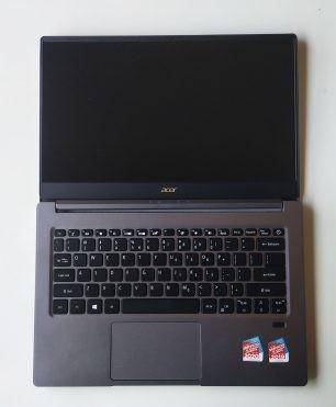 Acer Swift 3, análisis: un solvente compañero de batalla para el día a día