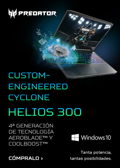 Helios 300 | SUMMON YOUR STRENGTH
