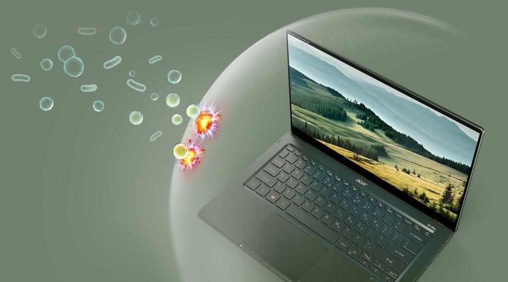 ordenador portátil acer swift 5 - tendencias tecnológicas postcovid